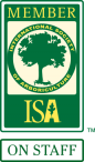 ISA Member on Staff logo